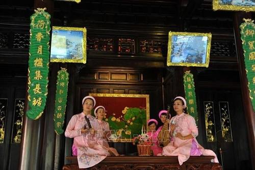 Liên hoan trình diễn các Di sản văn hóa phi vật thể đại diện của nhân loại diễn ra tại Khánh Hòa - ảnh 1