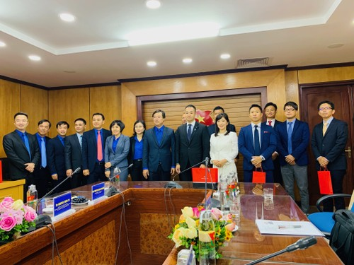Tăng cường giao lưu, hợp tác doanh nhân trẻ hai nước Việt Nam - Nhật Bản - ảnh 1