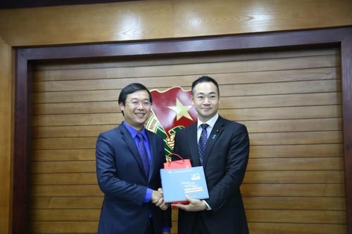 Tăng cường giao lưu, hợp tác doanh nhân trẻ hai nước Việt Nam - Nhật Bản - ảnh 2