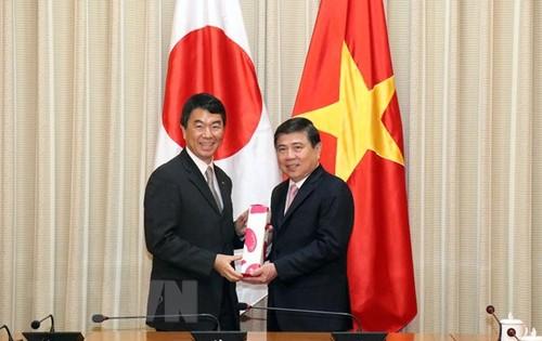 Tăng cường hợp tác giữa Thành phố Hồ Chí Minh và tỉnh Miyagi, Nhật Bản - ảnh 1