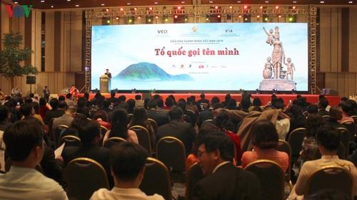 Diễn đàn doanh nhân Việt Nam 2019 - ảnh 1