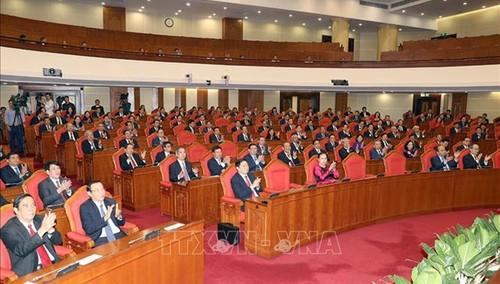 Bế mạc Hội nghị lần thứ 11 Ban Chấp hành Trung ương Đảng khoá XII - ảnh 1
