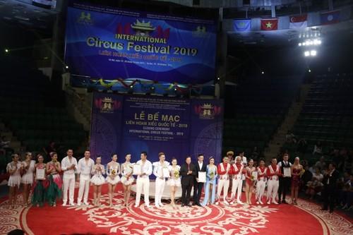 Bế mạc Liên hoan Xiếc quốc tế 2019 - ảnh 1