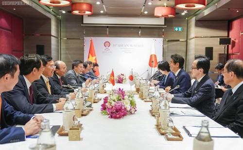 Việt Nam - Nhật Bản sẽ phối hợp xử lý những thách thức khu vực và toàn cầu - ảnh 1