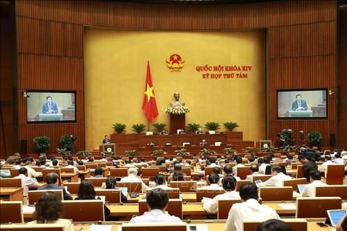 Quốc hội thảo luận dự án Luật đầu tư theo hình thức đối tác công tư - ảnh 1