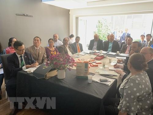 Quảng bá tiềm năng kinh tế tỉnh Đắk Lắk với cộng đồng doanh nghiệp Australia - ảnh 1
