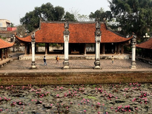 Đình Tây Đằng - Di tích quốc gia đặc biệt - ảnh 1