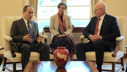 Toàn quyền Australia đánh giá cao cơ hội hợp tác với Tp Hồ Chí Minh - ảnh 1