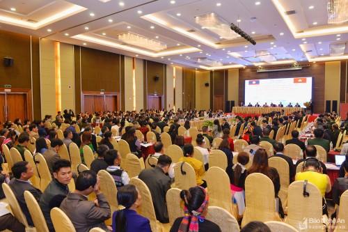 Tiếp tục vun đắp mối quan hệ hữu nghị Việt Nam Lào - ảnh 1