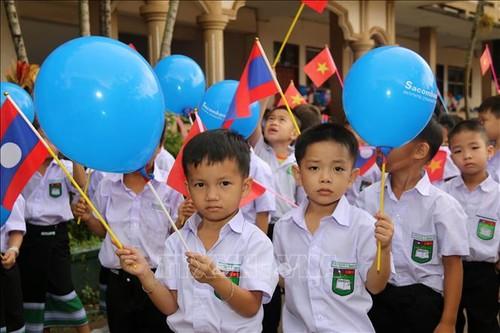 Duy trì tình yêu tiếng Việt nơi đất nước triệu voi - ảnh 1