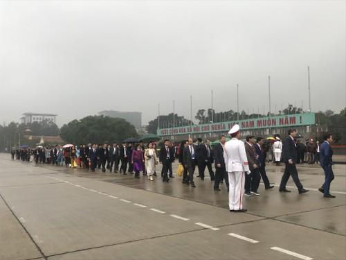 Đoàn kiều bào tiêu biểu tham dự Xuân quê hương 2020 - ảnh 3
