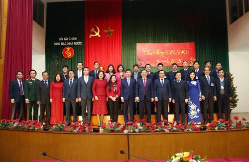 Phó Thủ tướng Vương Đình Huệ: Huy động tối đa nguồn lực tài chính cho phát triển - ảnh 1