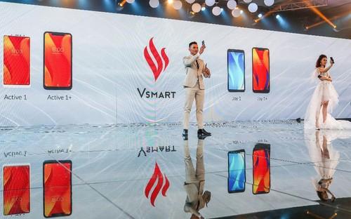 """Forbes gọi điện thoại Vsmart của Việt Nam là """"hiện tượng"""" trên thị trường - ảnh 1"""