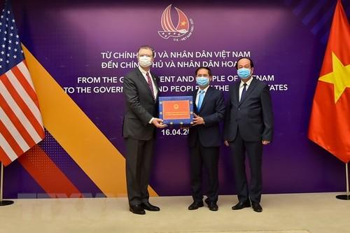 Việt Nam tích cực hỗ trợ các quốc gia phòng, chống đại dịch COVID-19 - ảnh 1