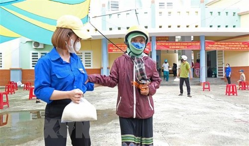 """Hội Liên hiệp Phụ nữ Việt Nam tổ chức Chương trình """"Tiếp sức đẩy lùi COVID-19"""" - ảnh 1"""