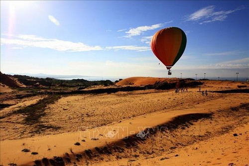 Cơ sở lưu trú, điểm tham quan du lịch tại Bình Thuận hoạt động trở lại   - ảnh 1