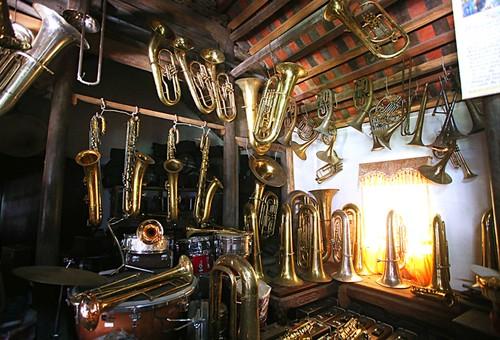 Деревня по производству медных духовых инструментов в уезде Хайхау - ảnh 1