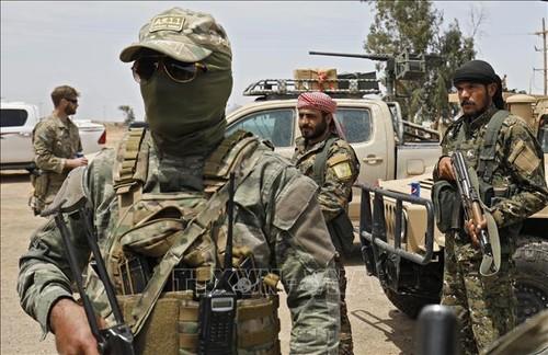 Курды потеряли десятки бойцов и районы на юго-востоке Сирии - ảnh 1