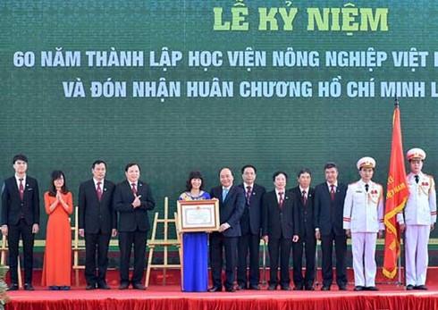 L'agriculture vietnamienne appelée à devenir un modèle de développement - ảnh 1