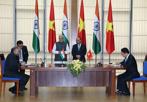 Tuyên bố chung Việt Nam - Ấn Độ - ảnh 2