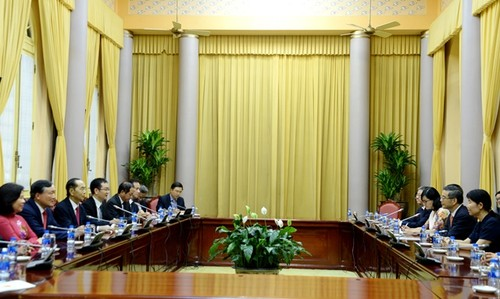 Việt Nam và Trung Quốc tăng cường hợp tác trong lĩnh vực tư pháp  - ảnh 1