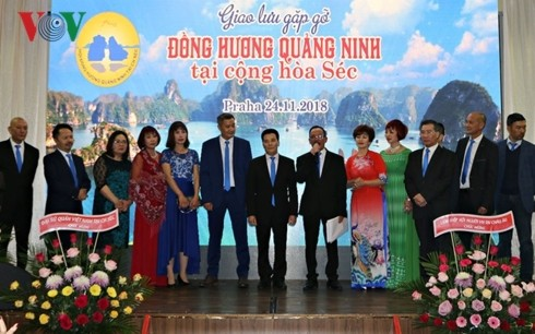 Ra mắt Hội đồng hương tỉnh Quảng Ninh tại Cộng hòa Séc - ảnh 1