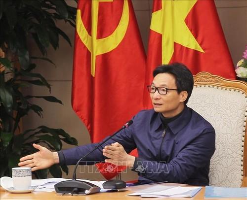 Phó Thủ tướng Vũ Đức Đam họp Ban Chỉ đạo về việc thực hiện chính sách xã hội của Chính phủ - ảnh 1