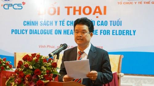 PGS Phạm Lê Tuấn: Mô hình bác sĩ gia đình giảm gánh nặng cho người dân, cho xã hội - ảnh 1