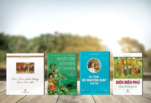 Ra mắt sách mới và tái bản nhiều tựa sách về Điện Biên Phủ - ảnh 2