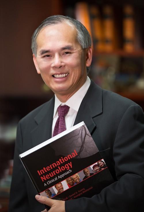BS gốc Việt tiếp tục được bầu làm Chủ tịch IAPRD - ảnh 1