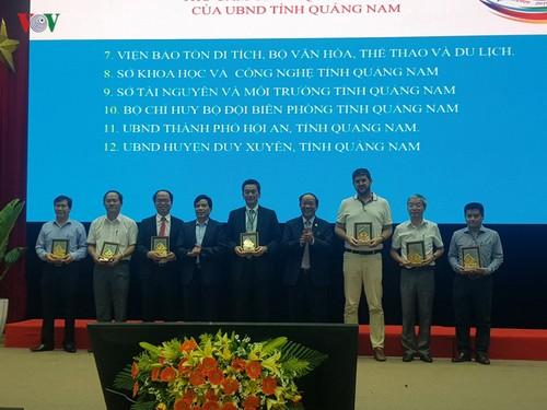 Quảng Nam tiếp tục huy động các nguồn đầu tư cho 2 Di sản Văn hóa Thế giới Hội An và Mỹ Sơn - ảnh 1