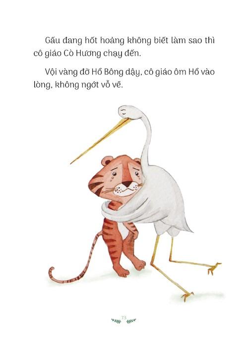 Nguyễn Thị Kim Hòa và lớp học vui nhất trên đời - ảnh 4