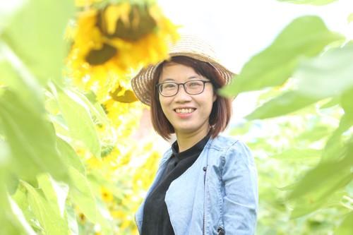 Nguyễn Thị Kim Hòa và lớp học vui nhất trên đời - ảnh 1