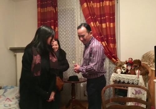 Hội Người Việt Nam tại Ba Lan chúc Tết các thành viên có nhiều đóng góp - ảnh 1