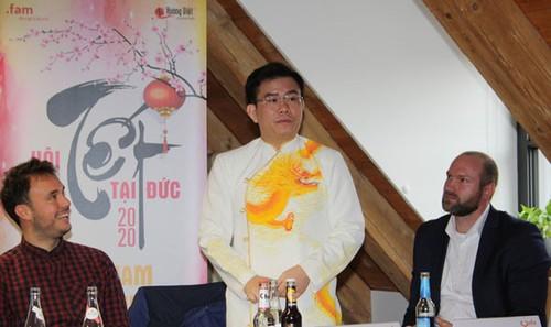 Hội chợ quảng bá văn hóa Việt Nam tại Đức sẽ diễn ra từ 24-28/1 - ảnh 1