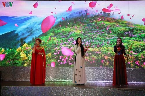 Chương trình đón Tết cổ truyền của Cộng đồng người Việt tại Séc - ảnh 1