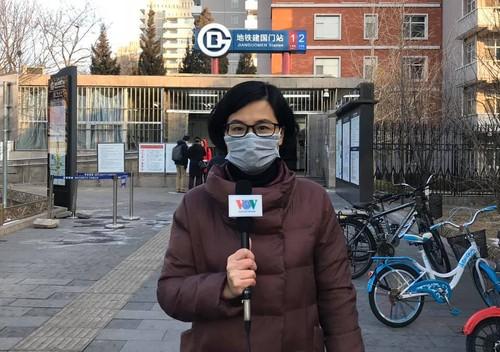 Công dân Việt bị nhiễm nCoV đang được điều trị tích cực tại Trung Quốc - ảnh 1