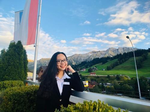 Thư của du học sinh Việt Nam từ Thụy Sĩ trở về: Chúng tôi thật sự thấy biết ơn! - ảnh 1