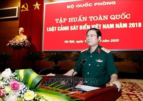 Triển khai Luật Cảnh sát biển Việt Nam: bảo vệ chủ quyền phù hợp với luật pháp quốc tế - ảnh 2