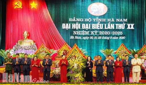 Tỉnh Hà Nam cần phát triển kinh tế đồng bộ với phát triển văn hóa - xã hội - ảnh 1