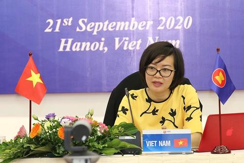 Diễn đàn chính phủ - phi chính phủ ASEAN về phúc lợi xã hội và phát triển - ảnh 2