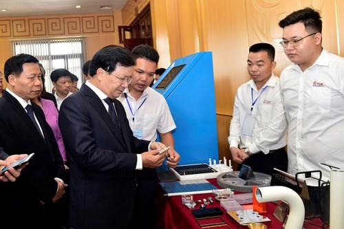 Ký kết chương trình hỗ trợ doanh nghiệp Việt Nam tại Bắc Ninh - ảnh 2