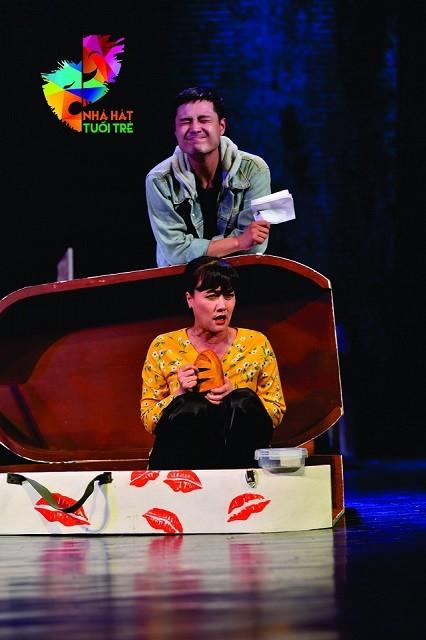 Sức sống kịch Lưu Quang Vũ trên sân khấu Nhà hát Tuổi trẻ - ảnh 2