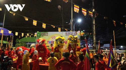 Tết Trung thu của thiếu nhi Việt Nam tại Lào - ảnh 1