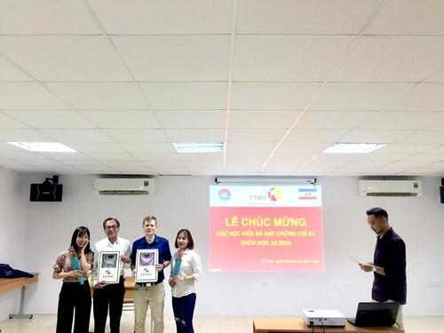 Trung tâm ngoại ngữ MV: Góp một nhịp cầu hợp tác giáo dục kinh tế Việt - Đức - ảnh 4