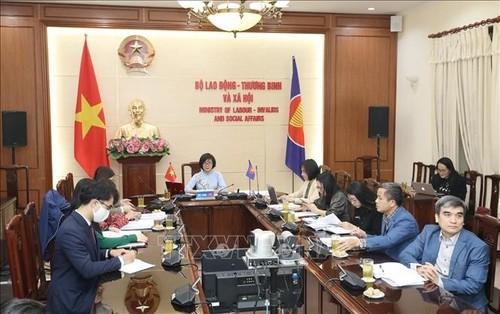 ASEAN 20: Lồng ghép giới trong chính sách lao động và việc làm nhằm thúc đẩy việc làm bền vững - ảnh 2