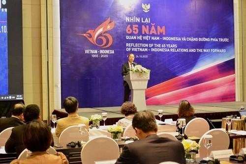 Quan hệ Việt Nam- Indonesia:  65 năm nhìn lại và chặng đường phía trước  - ảnh 1