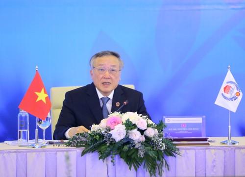 ASEAN 2020: Khai mạc Hội nghị Hội đồng Chánh án các nước ASEAN lần thứ 8 - ảnh 1