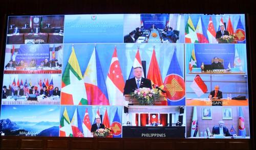 ASEAN 2020: Khai mạc Hội nghị Hội đồng Chánh án các nước ASEAN lần thứ 8 - ảnh 2
