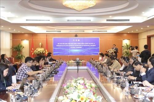 Làm chủ công nghệ, yếu tố quan trọng giúp Việt Nam kiểm soát dịch COVID-19 - ảnh 1